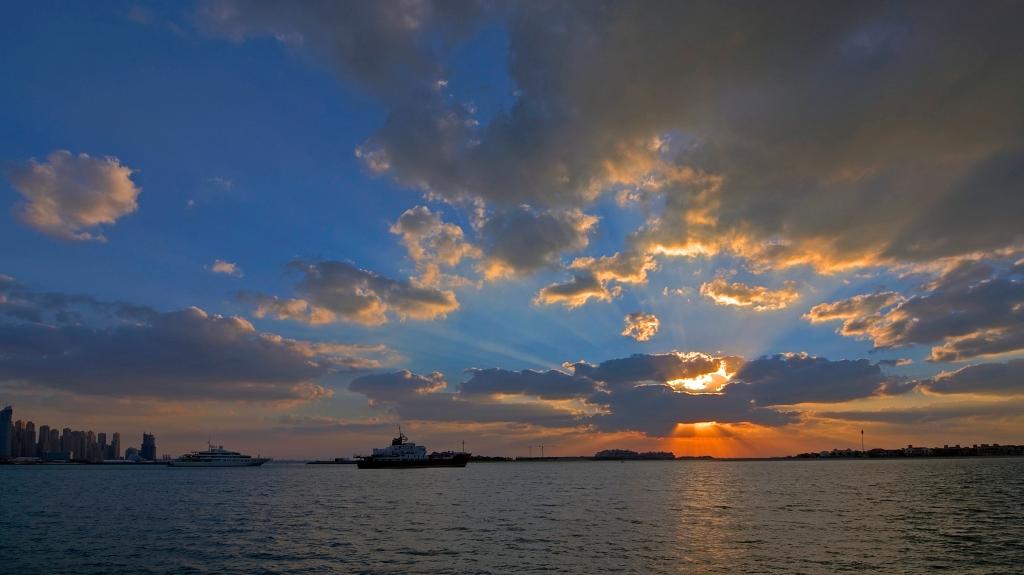 JBR_Sunset_1