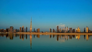 Burj Morning
