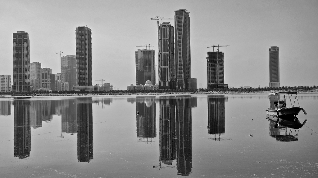 Sharjah Architecture 002
