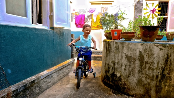 Gabby & His Bicycle