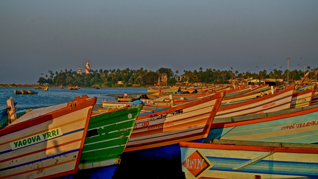 Kollam Fishing Harbour