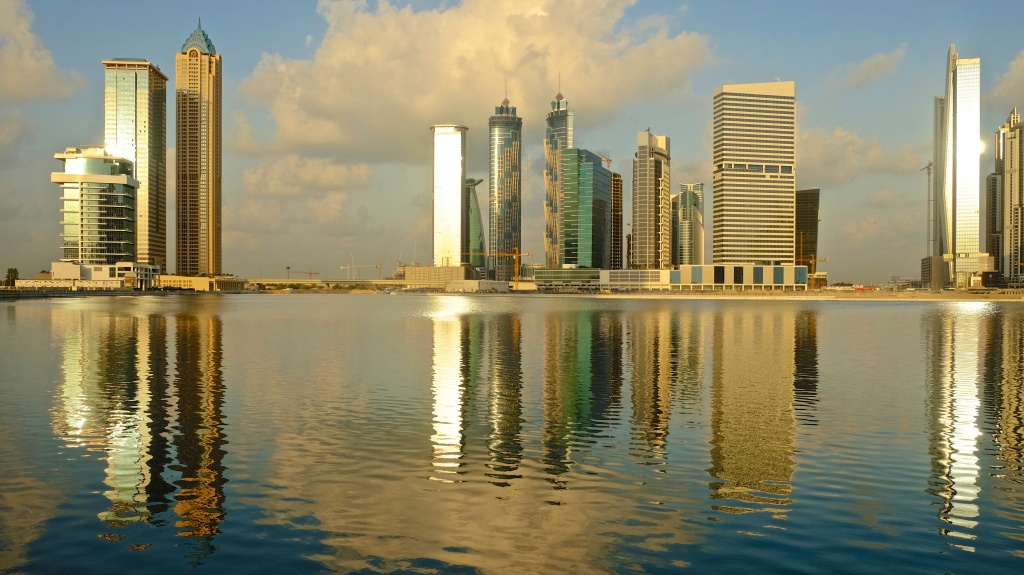Dubai Reflection