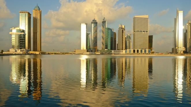 Dubai Reflection