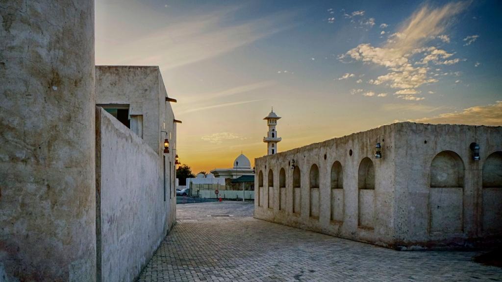 Mosque in Sharjah