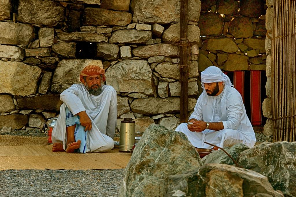 Emirati Village - Version 2