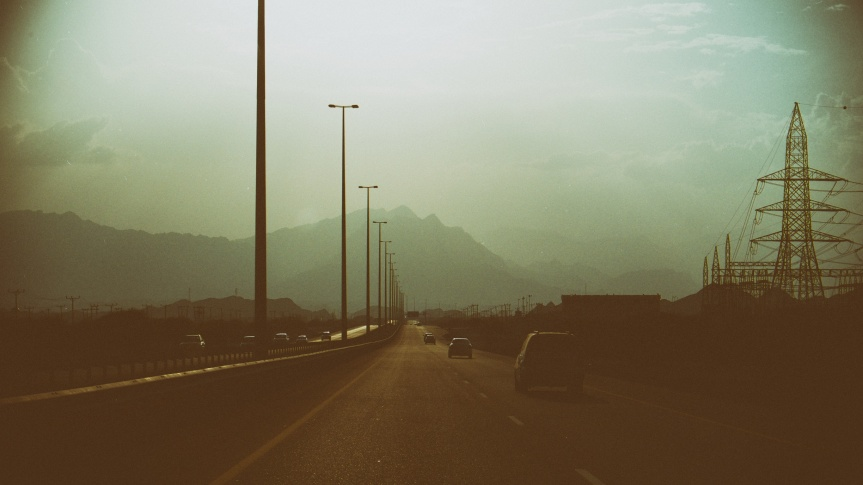 Oman Drive